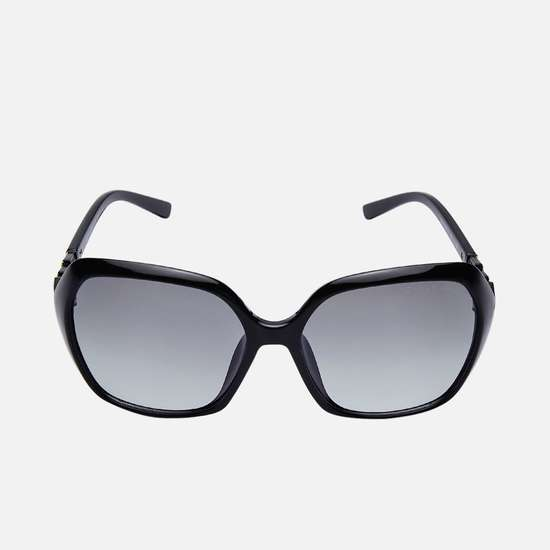 GIORDANO Women Solid UV-Protected Butterfly Sunglasses - GA90225C01