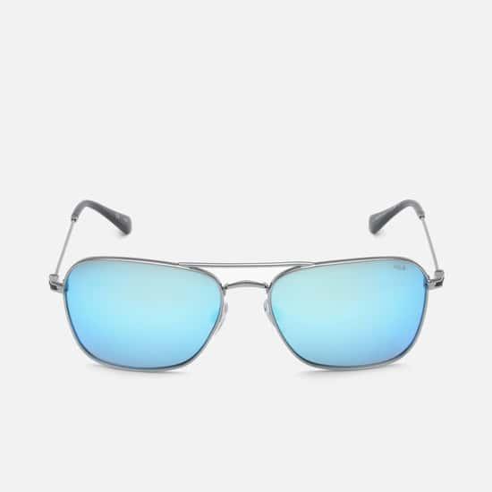 FILA Men UV-Protected Square Sunglasses- SF9973K58568B