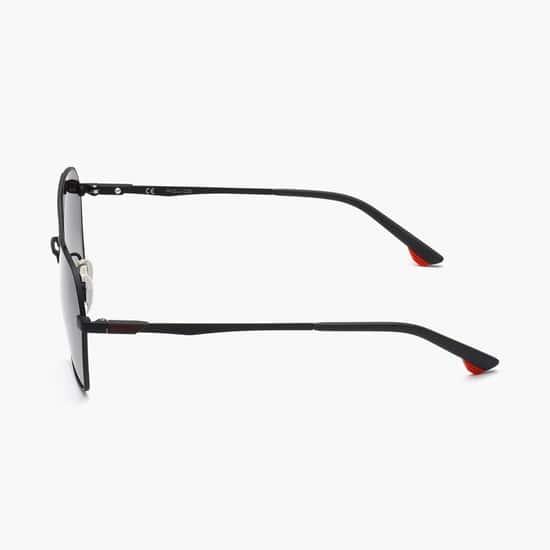 POLICE Men UV-Protected Gradient Geometric Sunglasses - SPL771K57552P