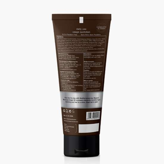 THE MAN COMPANY Moroccan Argan Shampoo - 200 ml
