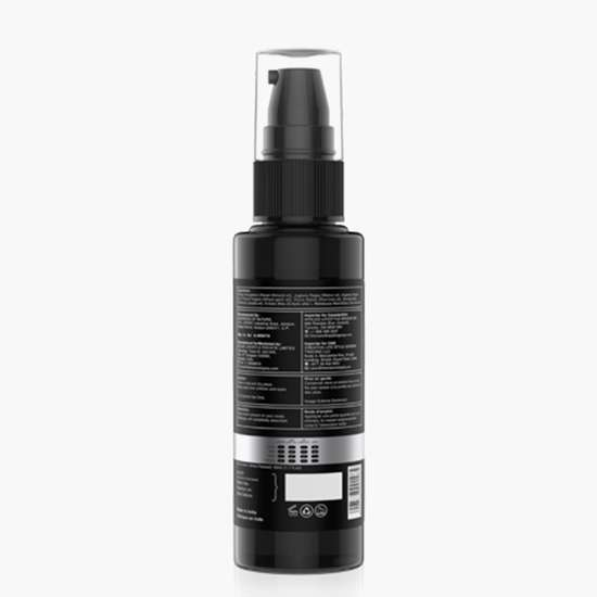 THE MAN COMPANY Hair Oil -  Argan and Almond - 50 ml