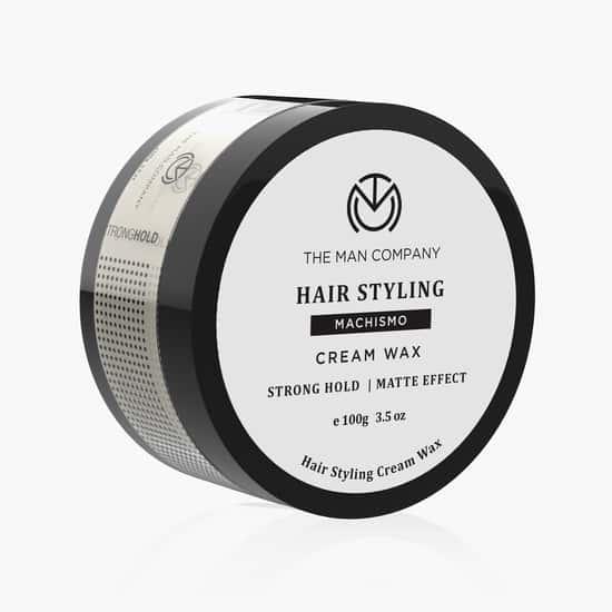 THE MAN COMPANY Strong Hold Hair Cream Wax
