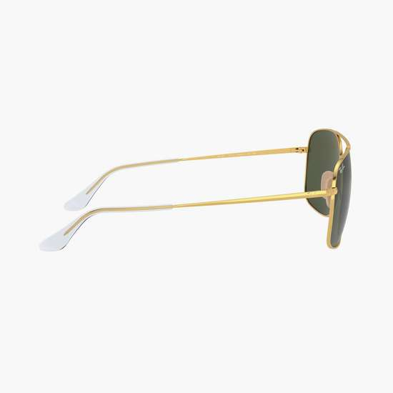 RAY-BAN Men Solid UV-Protected Square Sunglasses - 0RB3611001-31-60