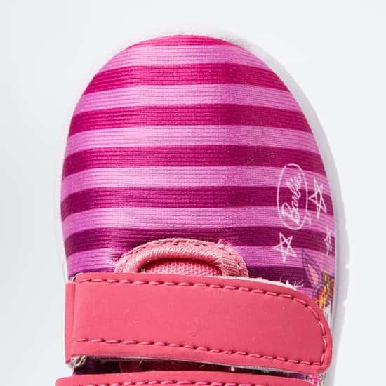 BIOWORLD Barbie Print Casual Shoes