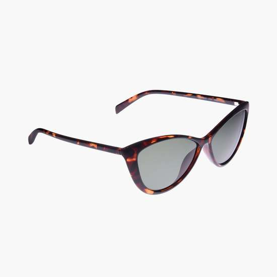 GIO COLLECTION Women UV-Protected Cat-Eye Sunglasses- GM1023C04