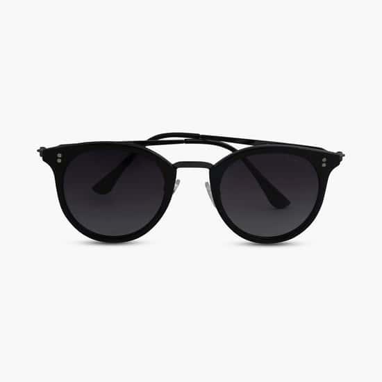 GIORDANO Women UV-Protected Round Sunglasses - GA90237C01