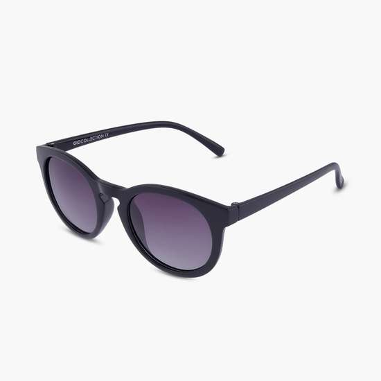 GIO COLLECTION Women Solid UV-Protected Round Sunglasses - GM1013C01