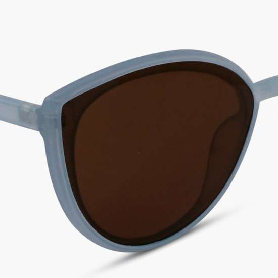 GIO COLLECTION Women Solid UV-Protected Cat-Eye Sunglasses - GM1014C01