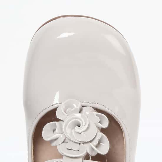 FAME FOREVER Embellished Mary Janes