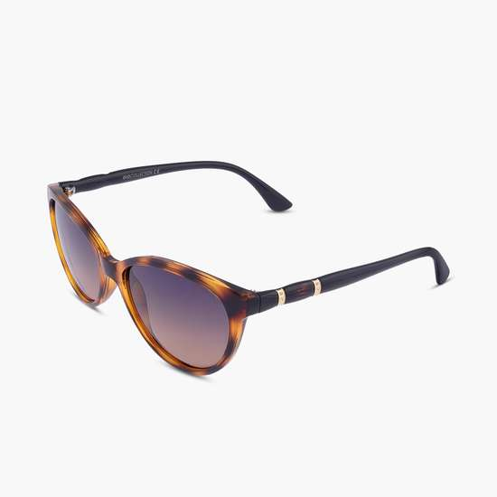 GIO COLLECTION Women UV-Protected Cat-Eye Sunglasses - GM1003C04