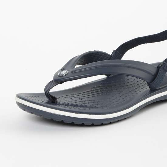 CROCS Textured Slingback Slippers