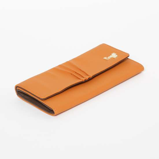 BAGGIT Solid Bi-Fold Wallet