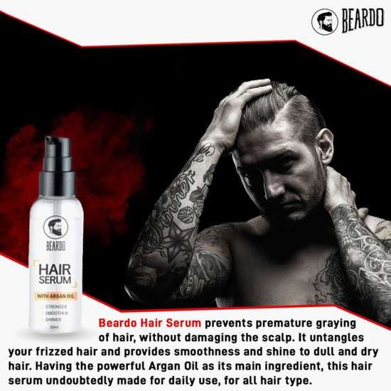 BEARDO Argan Oil Hair Serum
