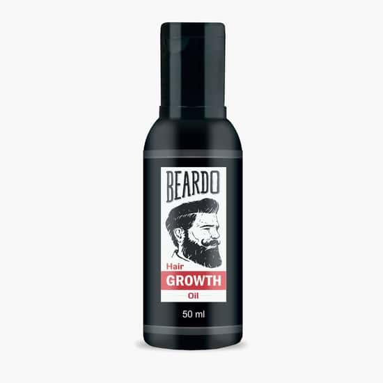 BEARDO Hair Growth Oil