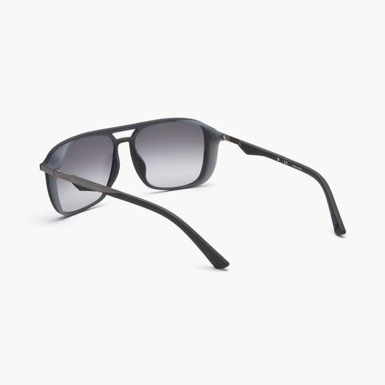 POLICE Men UV-Protected Square Sunglasses- SPL720A576AA