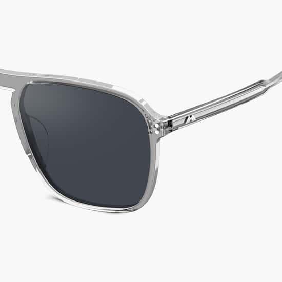 MOLSION Men UV-Protected Square Sunglasses - ANDRAY-MS3006-A12