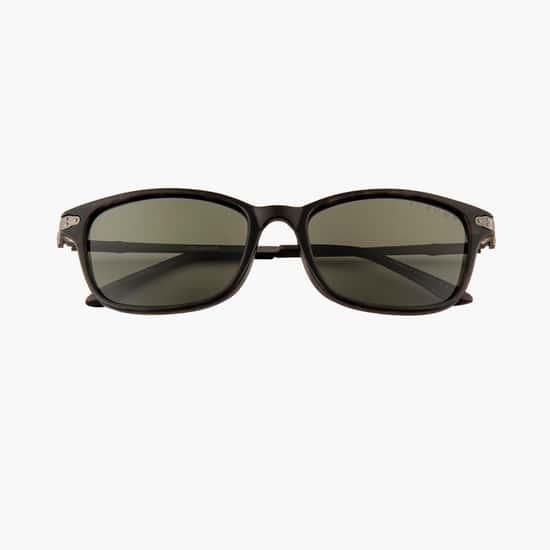 FEMINA FLAUNT Women Solid Polarised Rectangular Sunglasses - 9011-C1