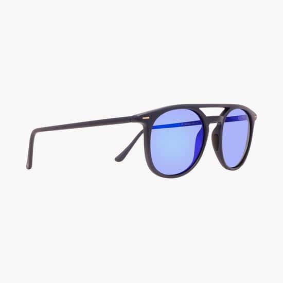 FEMINA FLAUNT Women UV-Protected Oval Sunglasses - 75-C1