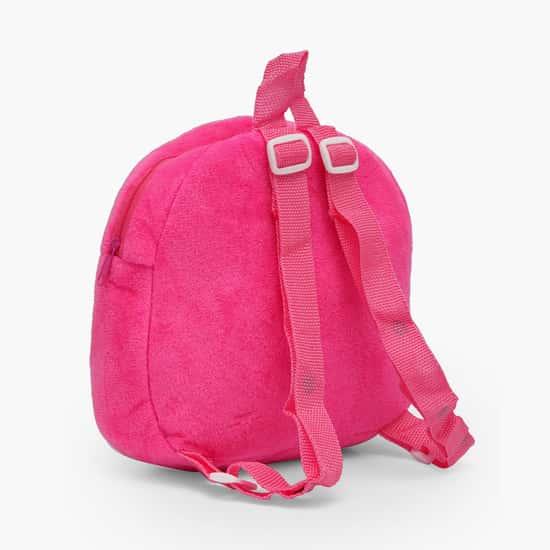 STOLN Girls Sequinned Zip-Closure Backpack