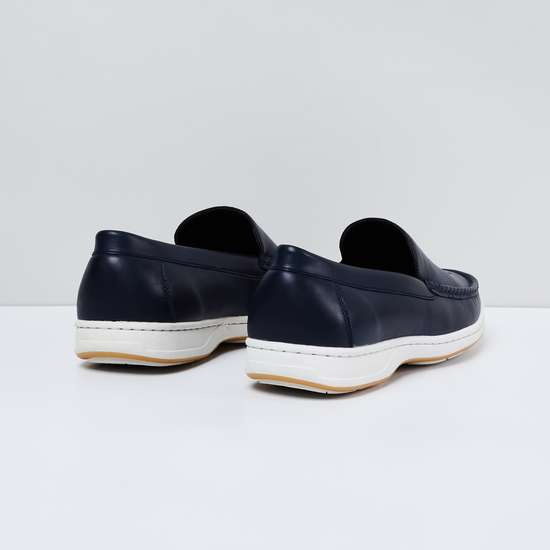 MAX Printed Loafers
