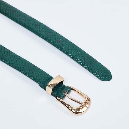 MAX Textured Casual Belt