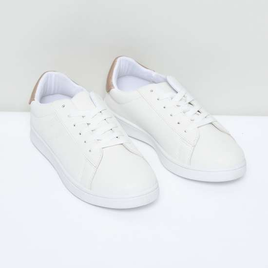 MAX Solid Sneakers