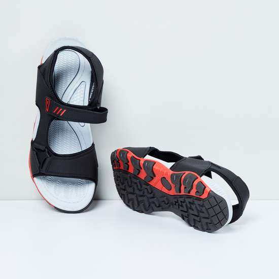 MAX Textured Velcro-Strap Floaters