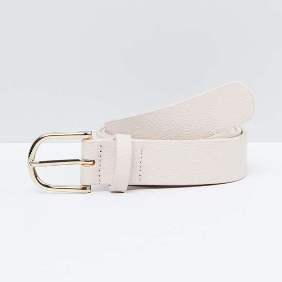 MAX Textured Belt with Laser Cutouts