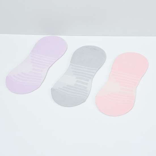 MAX Wome Striped Socks- Pack of 3