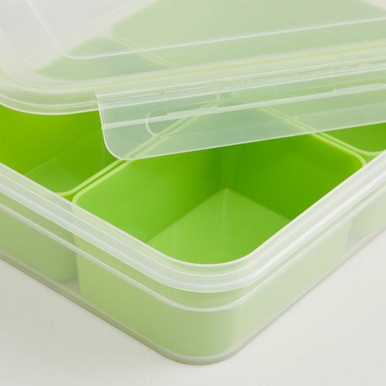 صندوق غداء بغطاء