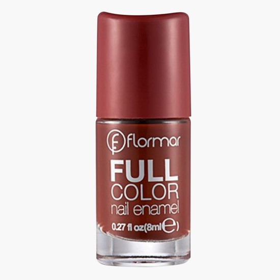 FLORMAR Full Color Nail Enamel - 8 ml