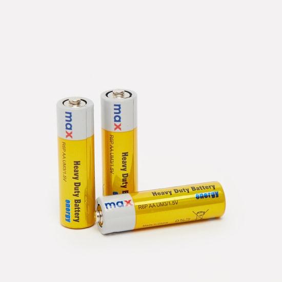 Heavy Duty AA 60-Piece Battery Pack