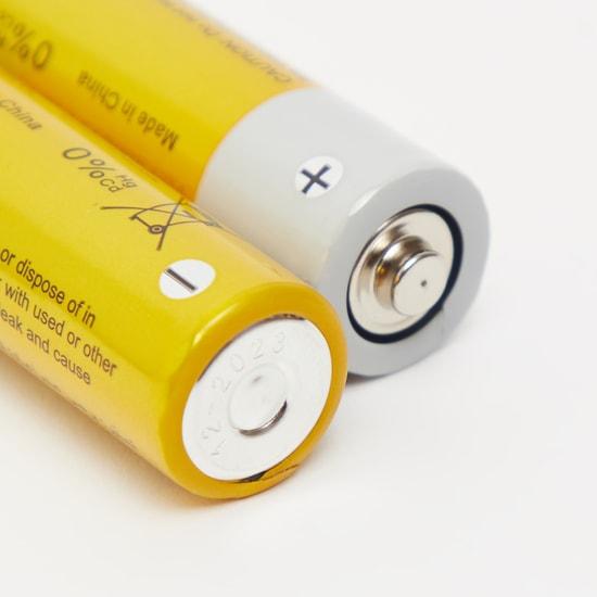 Heavy Duty AAA 60-Piece Battery Pack