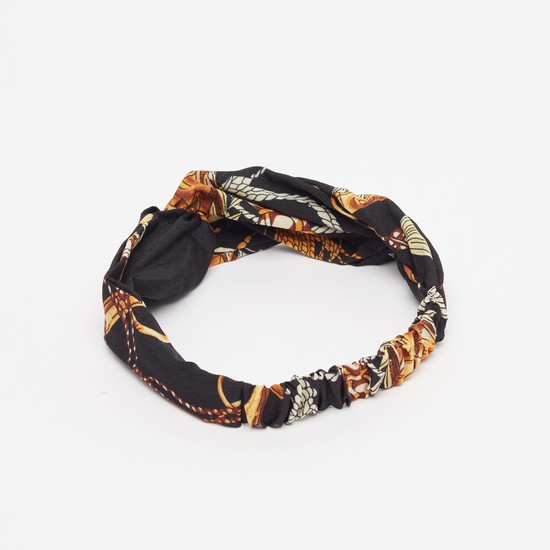 Printed Hair Tie
