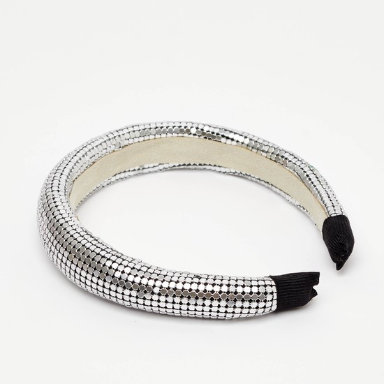 Textured Broad Style Hairband