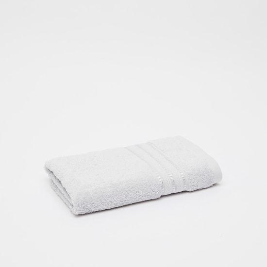 منشفة يد بارزة الملمس من القطن المصري - 80x50 سم