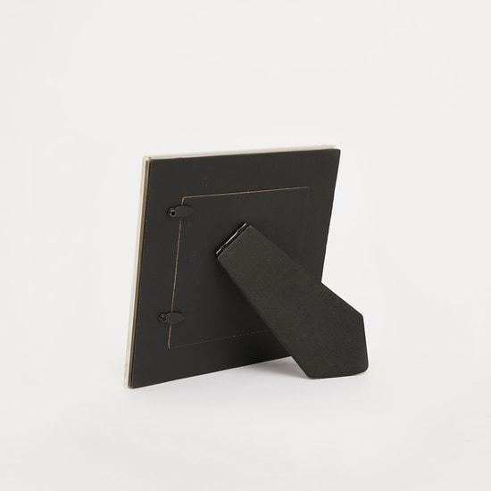 إطار صور زجاجي مربع الشكل - 10x10 سم