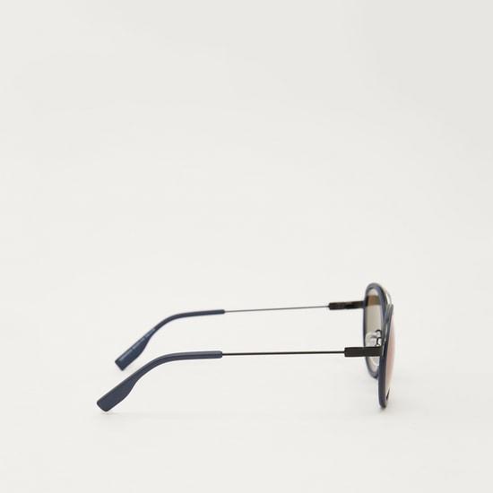 نظّارات شمسيّة بلاستيك مستديرة بوسادات أنف