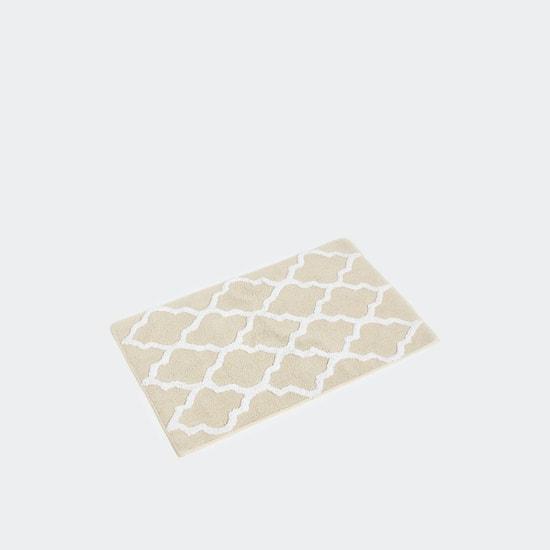 سجّادة حمّام مستطيلة متعددة التصاميم- 80x50 سم