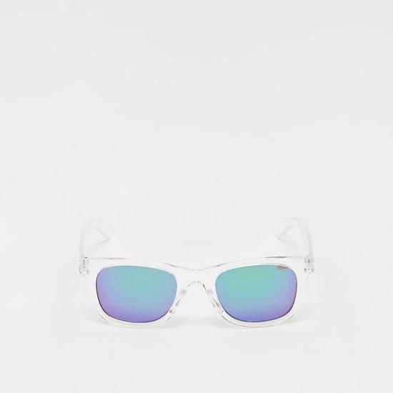 نظّارة شمسيّة ملونة بوسادات أنف