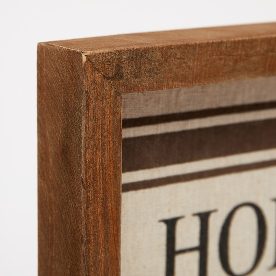 Home Sweet Home Word Decor