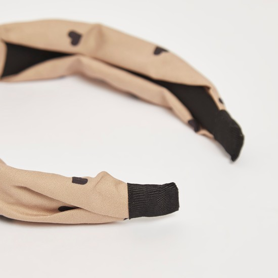 Knot Detail Hairband