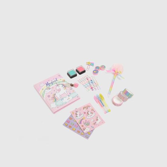 Unicorn 18-Pieces Stationery Set