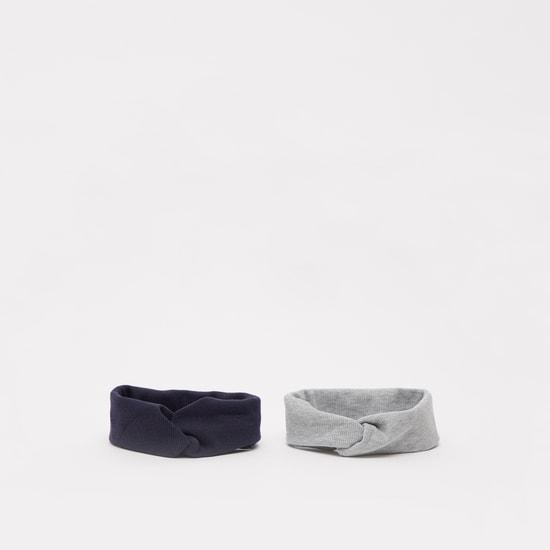 Set of 2 - Textured Headband