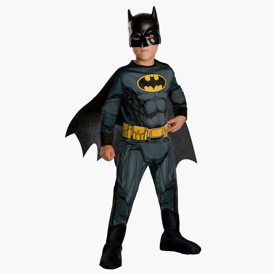 Batman Classic Core Jumpsuit with Mask