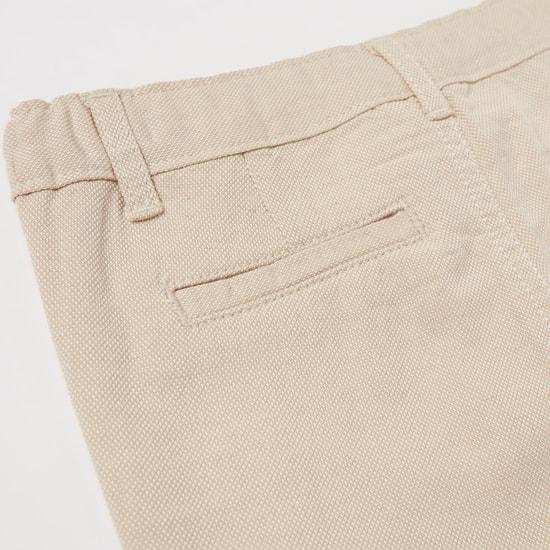 طقم ملابس 4 قطع بطبعات منقطة