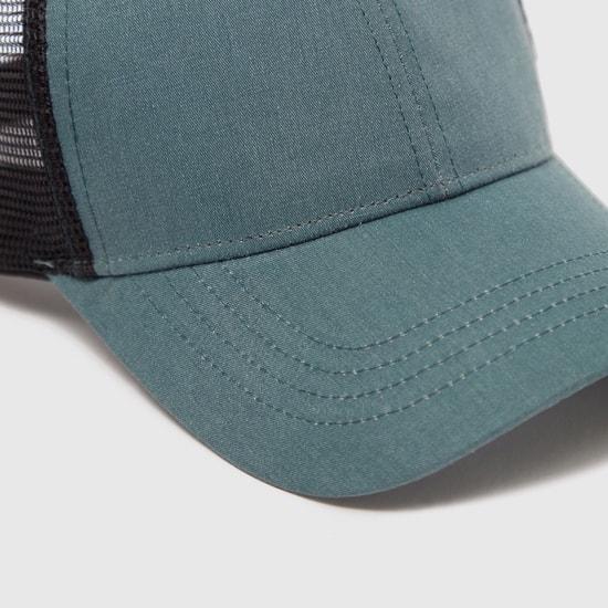 قبعة بيسبول شبكية سادة