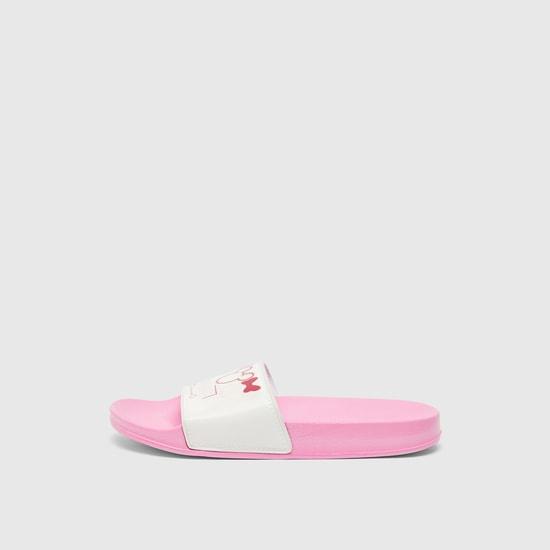 حذاء خفيف بطبعات ميني ماوس