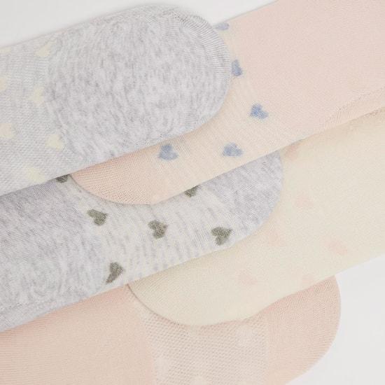 جوارب غير مرئية - طقم من 5