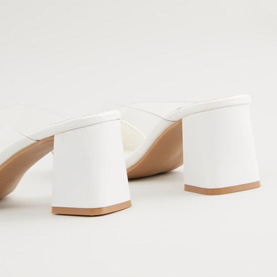 حذاء ميول سهل الارتداء بمقدمة مدببة